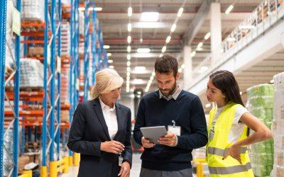 Uusi teknologia tehostaa logistiikkakeskusten toimintaa