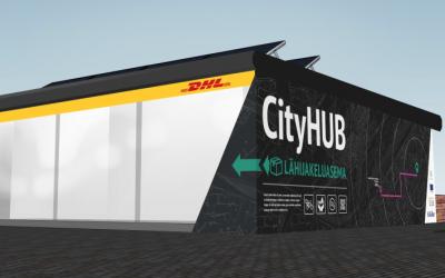 Turkuun avataan CityHUB-lähijakeluasema